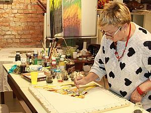 Мастер-класс по БАТИКУ 16 ноября, в воскресенье. | Ярмарка Мастеров - ручная работа, handmade