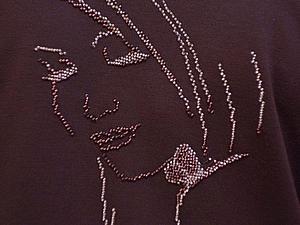Вышиваем бисером в стиле «Графика». Ярмарка Мастеров - ручная работа, handmade.