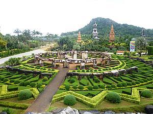Чудесный сад Нонг Нуч-2 | Ярмарка Мастеров - ручная работа, handmade