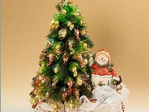 Новогодний розыгрыш конфетки   Ярмарка Мастеров - ручная работа, handmade