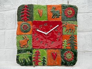 Новогодняя скидка 20% на прекрасные Новогодние часы!!!! | Ярмарка Мастеров - ручная работа, handmade