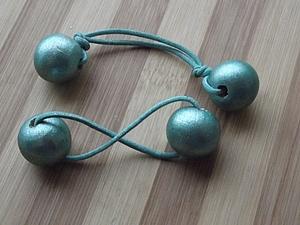 Заколка резиночка, быстро своими руками   Ярмарка Мастеров - ручная работа, handmade