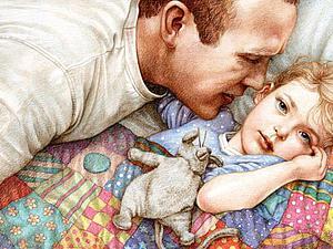 Потрясающие работы иллюстратора Anne Yvonne Gilbert   Ярмарка Мастеров - ручная работа, handmade