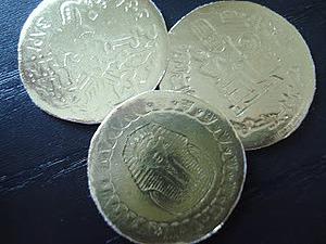 Декоративные монетки для скрапбукинга. Ярмарка Мастеров - ручная работа, handmade.