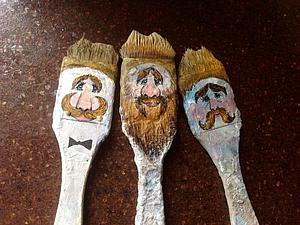 Кисточки в добрые руки :))))))))   Ярмарка Мастеров - ручная работа, handmade