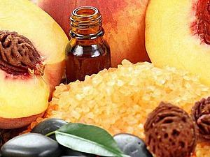 Персиковое масло: применение в косметологии | Ярмарка Мастеров - ручная работа, handmade