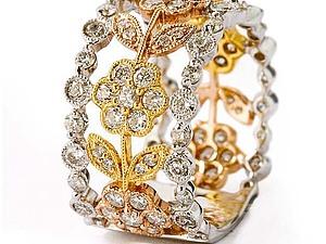 Секреты золотого кольца с бриллиантом: как не ошибиться в выборе | Ярмарка Мастеров - ручная работа, handmade
