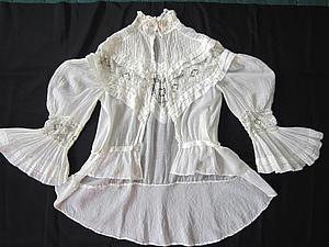Роскошная антивкарная блуза Викторианской эпохи. | Ярмарка Мастеров - ручная работа, handmade
