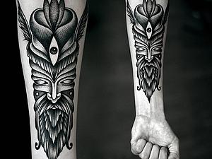 Что мы не знали о славянской татуировке | Ярмарка Мастеров - ручная работа, handmade