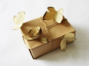 Beautiful gift packing, that everyone can do