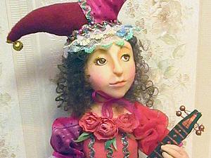 Новая авторская кукла