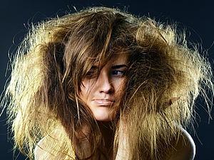 Сухие волосы. Шпаргалка. | Ярмарка Мастеров - ручная работа, handmade