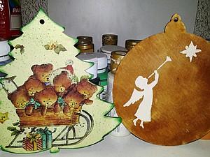 Новинка! «Новогодние Декупажные Мелочи» Подходит для новичков!   Ярмарка Мастеров - ручная работа, handmade