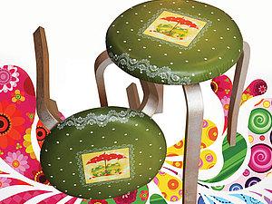 Чтоб покупка табуретов была в радость | Ярмарка Мастеров - ручная работа, handmade