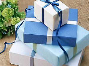 Наши подарки!   Ярмарка Мастеров - ручная работа, handmade