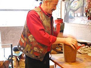 В гостях у Mehmed Girgic. Традиционный турецкий войлок | Ярмарка Мастеров - ручная работа, handmade