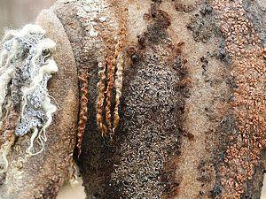 Нуновойлок: нюансы работы со сложными тканями. Ярмарка Мастеров - ручная работа, handmade.