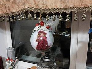 фото новогодних шаров | Ярмарка Мастеров - ручная работа, handmade