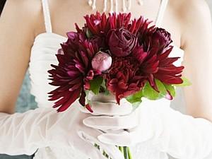 Бордовая свадьба | Ярмарка Мастеров - ручная работа, handmade