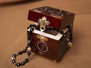 Аукцион на шкатулку с замочком с нуля! | Ярмарка Мастеров - ручная работа, handmade