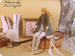 одеваем куклу тильду)) по мотивам куклы Биби)) часть №2(пальто и чулки) | Ярмарка Мастеров - ручная работа, handmade