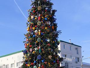 О новогодней елке. Итоги опроса. | Ярмарка Мастеров - ручная работа, handmade