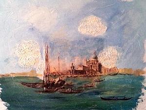 Старая фреска | Ярмарка Мастеров - ручная работа, handmade
