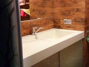 Раковина из камня для ванной | Ярмарка Мастеров - ручная работа, handmade
