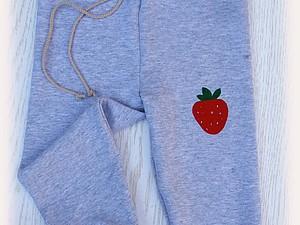 Шьем просто и быстро штанишки для малышей. | Ярмарка Мастеров - ручная работа, handmade