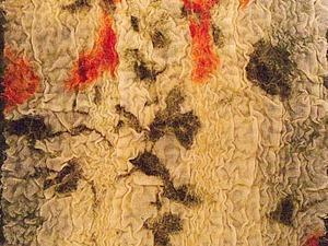 Валяем жилет из прекрасной вискозы! | Ярмарка Мастеров - ручная работа, handmade
