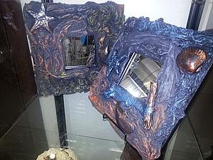 Декоративное пано 3D | Ярмарка Мастеров - ручная работа, handmade