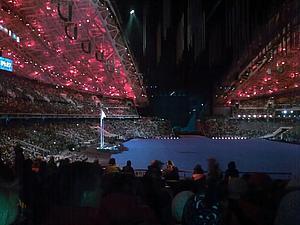 23. Церемония закрытия Паралимпийских Игр-2014 в Сочи(16.03.2014)- часть 2. Заключительная. | Ярмарка Мастеров - ручная работа, handmade
