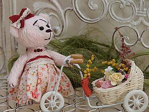 Аукцион  с нуля Завершен! Неженка Рози ждет Вас!!! | Ярмарка Мастеров - ручная работа, handmade