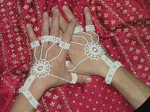 Кокенли юзлук: национальное украшение туркменских женщин в моём исполнении. | Ярмарка Мастеров - ручная работа, handmade
