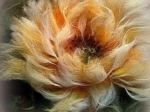 Живопись шерстью | Ярмарка Мастеров - ручная работа, handmade