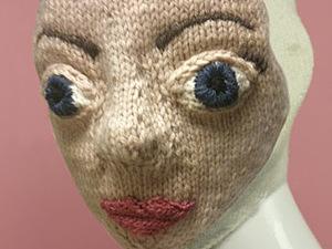 Вязаная анатомия от Ben Cuevas | Ярмарка Мастеров - ручная работа, handmade