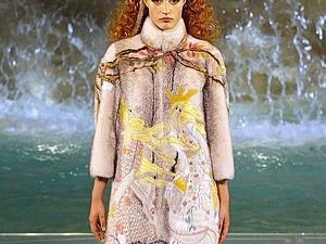 Готовимся к зиме. Прекрасная коллекция Fendi осень-зима 2016-2017. Часть 1. Ярмарка Мастеров - ручная работа, handmade.