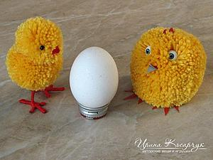 Цыпленок своими руками на пасху
