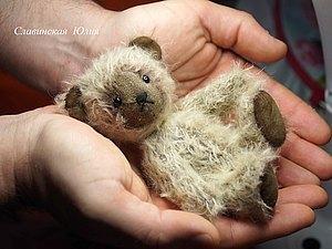 Замечательный мишка и конфетка | Ярмарка Мастеров - ручная работа, handmade
