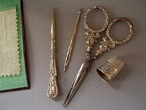 Старинные ножницы — настоящие сокровища | Ярмарка Мастеров - ручная работа, handmade