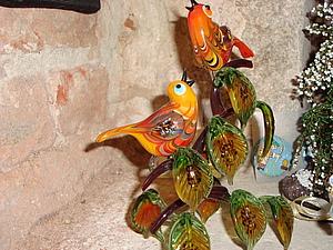 Хрупкая красота: галицкое гутное стекло. Ярмарка Мастеров - ручная работа, handmade.