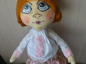 Аукцион с нуля на куколку | Ярмарка Мастеров - ручная работа, handmade
