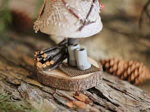 Новая елочка! Дух леса | Ярмарка Мастеров - ручная работа, handmade