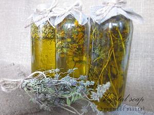 Инфуз - масляный настой (мацерат) для моего мыла - готов! | Ярмарка Мастеров - ручная работа, handmade