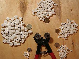 Дисковые кусачки для мозаики. Ярмарка Мастеров - ручная работа, handmade.