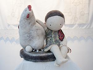 DollArt 2013. Магия Белого Листа. | Ярмарка Мастеров - ручная работа, handmade