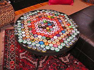 Бутылки-крышки-пробки, или Как превратить мусор в красоту. Часть 1   Ярмарка Мастеров - ручная работа, handmade