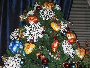 Новогоднее шампанское. Декор стеклянной поверхности. | Ярмарка Мастеров - ручная работа, handmade