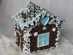 Делаем мыльный пряничный домик. Ярмарка Мастеров - ручная работа, handmade.