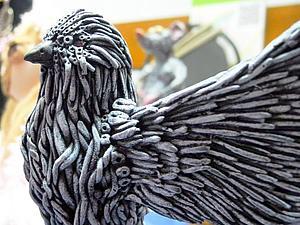 Благотворительный аукцион! Друидский птиц | Ярмарка Мастеров - ручная работа, handmade